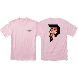 Primitive 'Dirty Cupid' Pink T-Shirt
